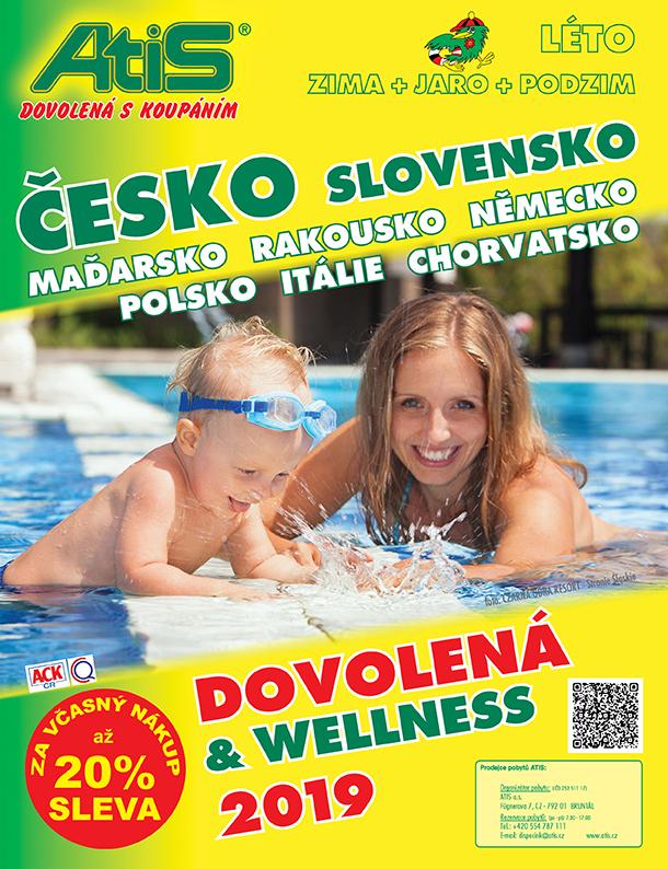 Letní dovolená & Wellness 2019